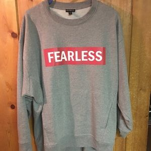 Fearless sweater from express